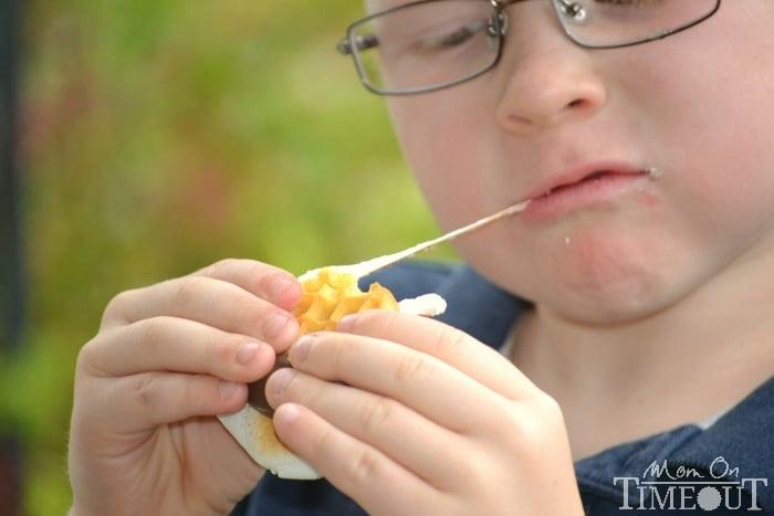 reece-eating-smores-slider