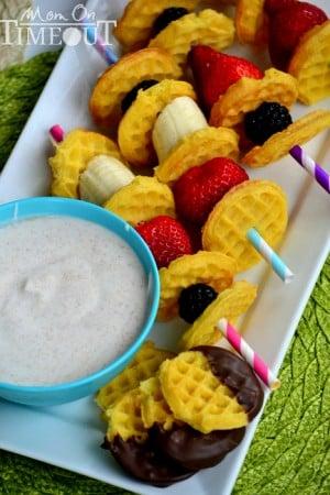 waffle-kabobs-with-yogurt-dip