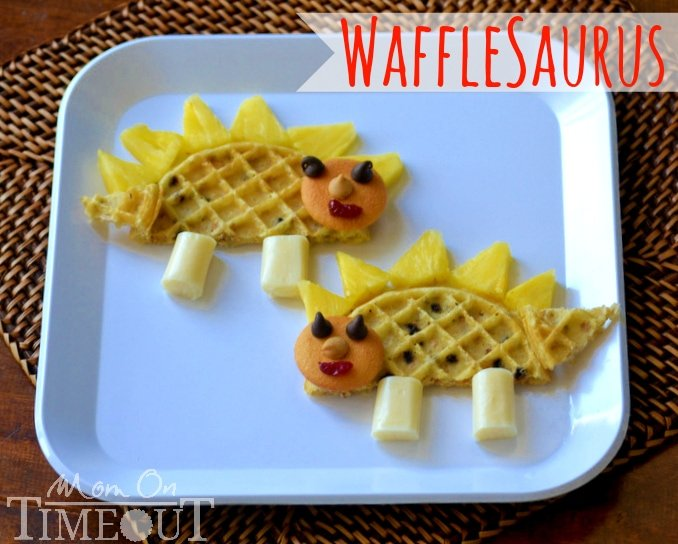 waffle-saurus-cheese-sticks-pineapple
