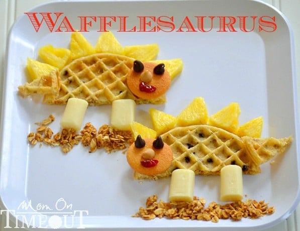 wafflesaurus-snack-for-kids