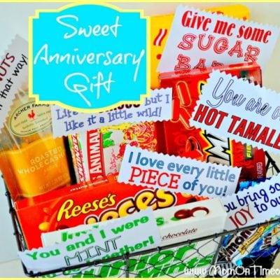 Sweet Anniversary Gift
