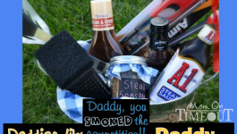 Father's Day Grill Kit Gift Idea