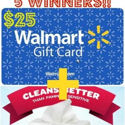 Flashback & Giveaway ($25 Walmart Gift Cards – 5 Winners!)