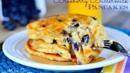 blueberrry-buttermilk-pancake-recipe-easy-delicious
