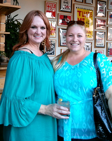 ree-drummond-and-me