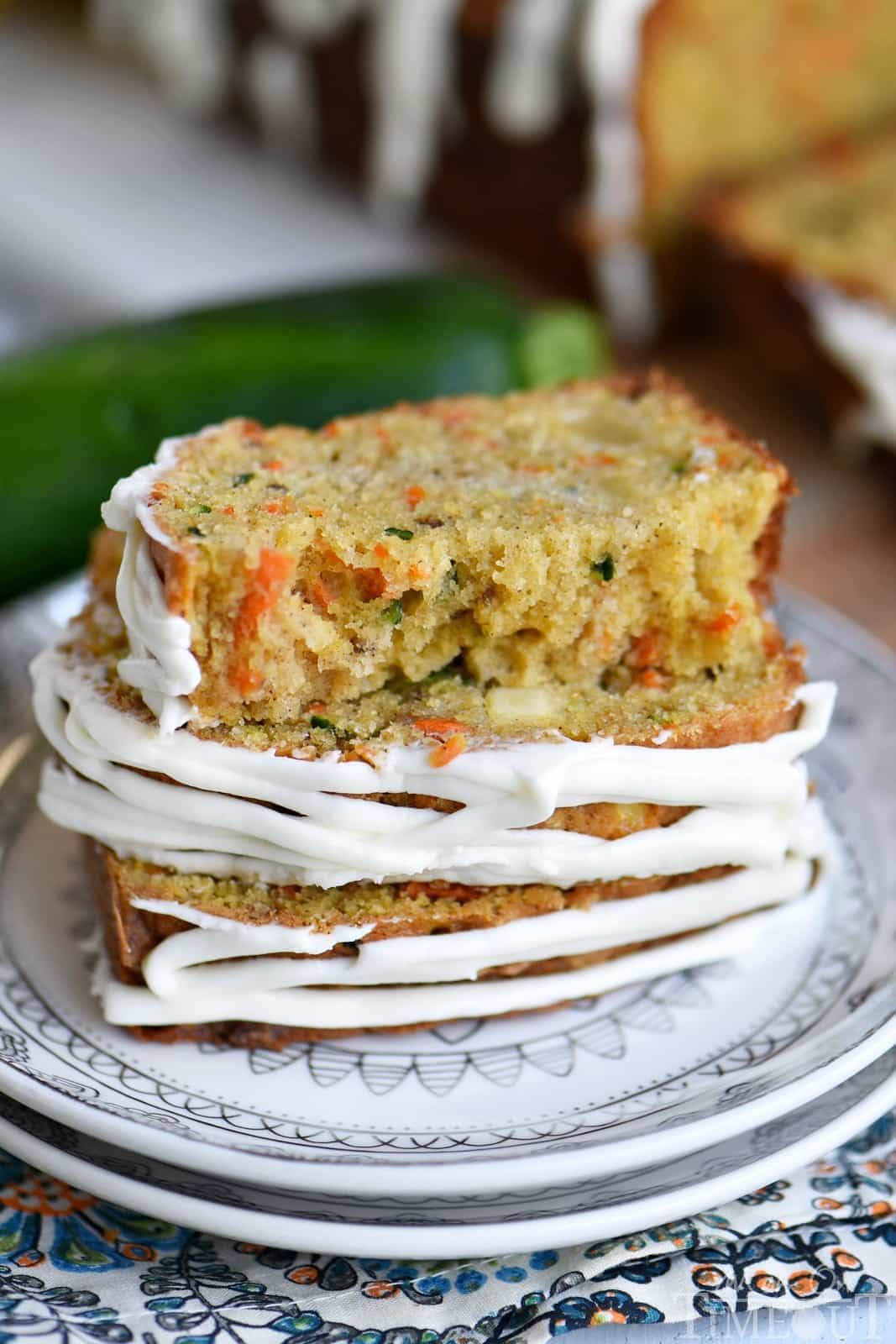 Carrot Apple Zucchini Bread Mom On Timeout