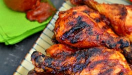 Chipotle Honey Barbecue Chicken