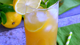 Practically Perfect Pineapple Punch