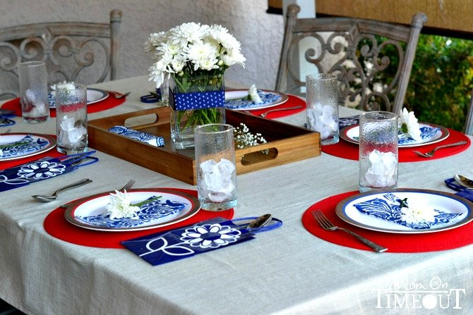 labor-day-table