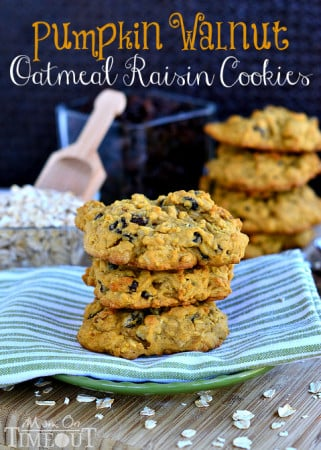 pumpkin-walnut-oatmeal-raisin-cookies