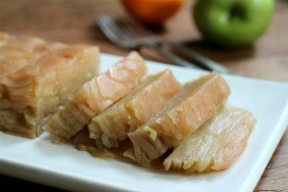 Long and Slow Apples