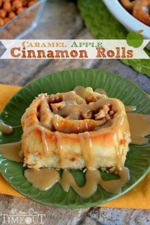 best-caramel-apple-cinnamon-rolls-recipe