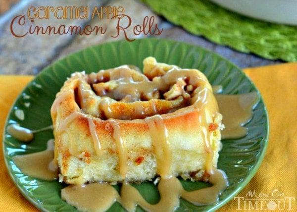 caramel-apple-cinnamon-rolls-easy-recipe