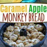 caramel-apple-easy-monkey-bread-collage