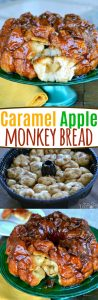 caramel-apple-easy-monkey-bread-collage
