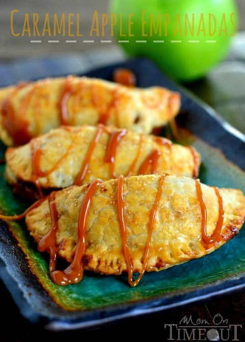 Apple Empanadas are the perfect way to get in a quick caramel apple ...