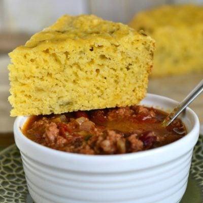 Slow Cooker Mexican Cornbread