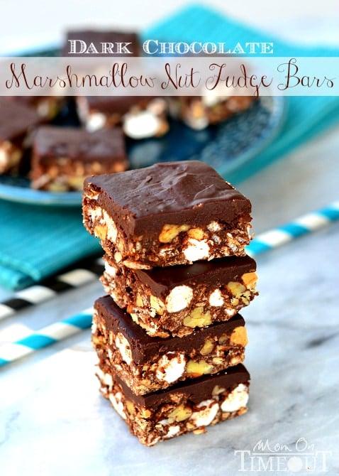 dark-chocolate-fudge-bars-recipe