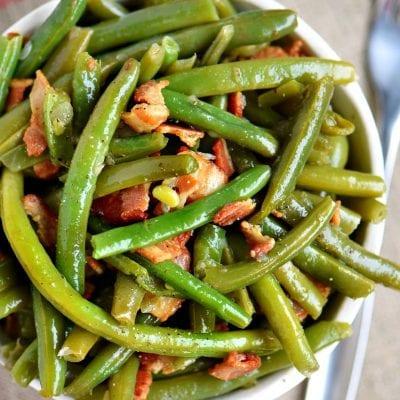 Nana's Famous Green Beans