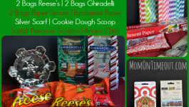 Christmas Wish Basket Giveaway – My Favorite Things!