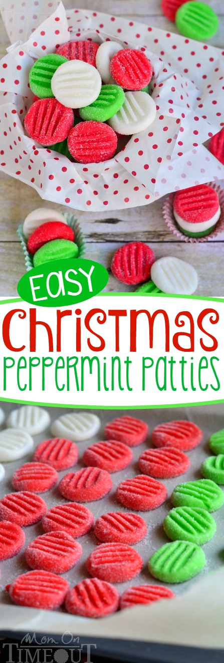 youre going to love this easy christmas peppermint patties recipe its been a - Christmas Easy Recipes