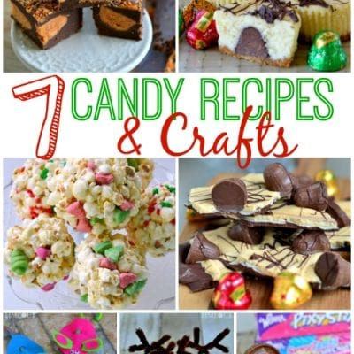 7 Candy Recipes and Crafts for Christmas