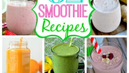 62 Smoothie Recipes to Kick-Start Your Day!