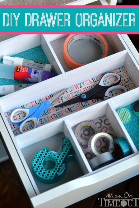 diy-drawer-organizer
