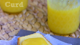 Homemade Microwave Lemon Curd