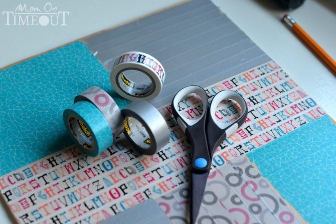 tape-board