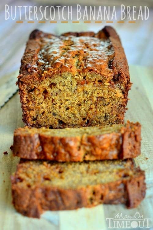 butterscotch banana bread recipe
