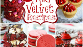 56 Red Velvet Recipes!
