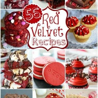 56 Red Velvet Recipes!