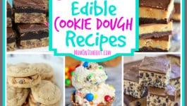 66 Edible Cookie Dough Recipes