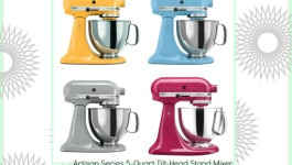 KitchenAid Giveaway – You Pick the Color!