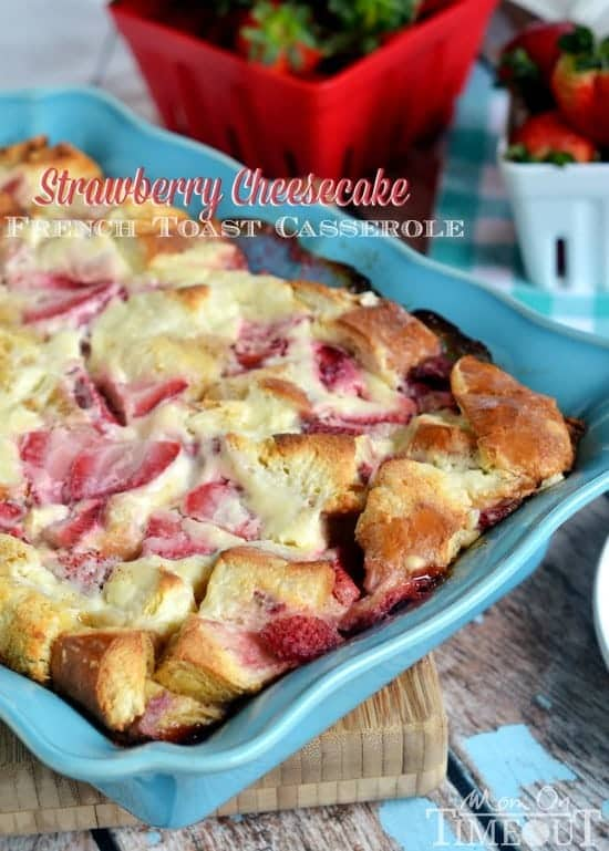strawberry-cheesecake-french-toast-casserole