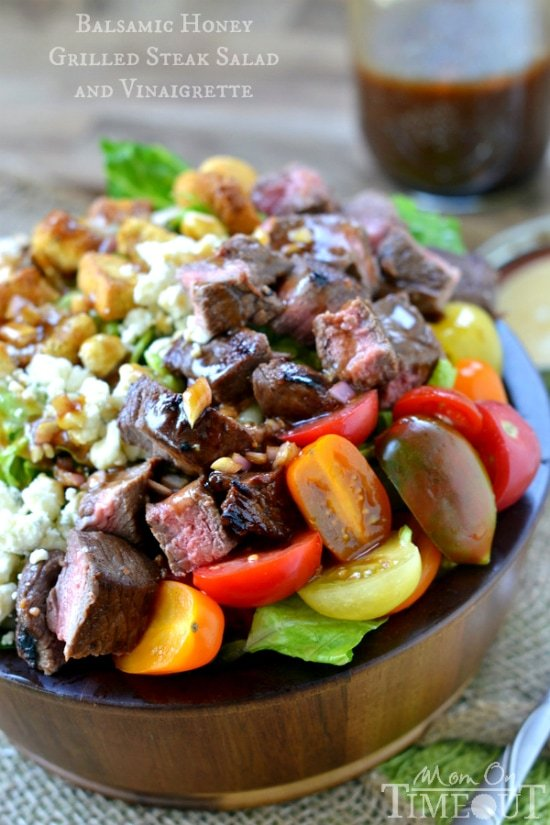balsamic-honey-grilled-steak-salad