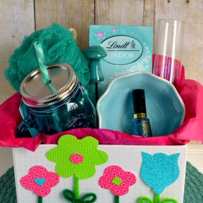 Flower Garden Gift Box #MakeAmazing
