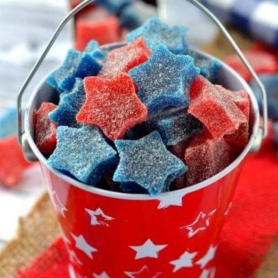 Star-Spangled Gumdrops