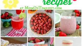 strawberry-recipes-collage