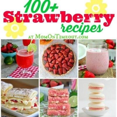 Over 100 Strawberry Recipes!
