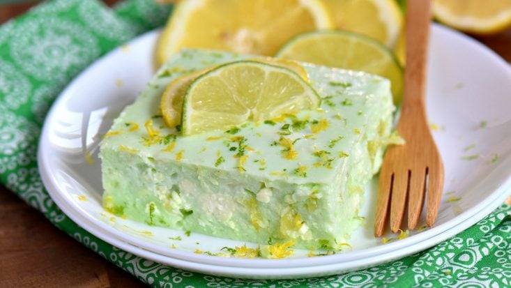 Swell Lemon Lime Jello Salad A K A Dads Green Jello Download Free Architecture Designs Pushbritishbridgeorg