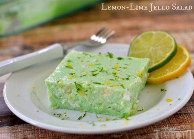 lemon lime jello salad mom on timeout rh momontimeout com jello salad with cottage cheese and carrots lime jello salad with cottage cheese and pineapple