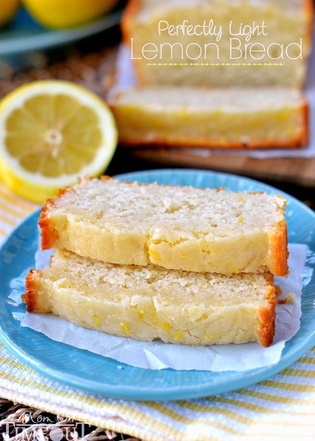 light lemon bread recipe