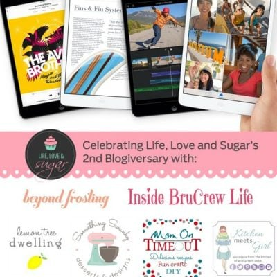 iPad Mini or $300 Amazon Gift Card Giveaway!