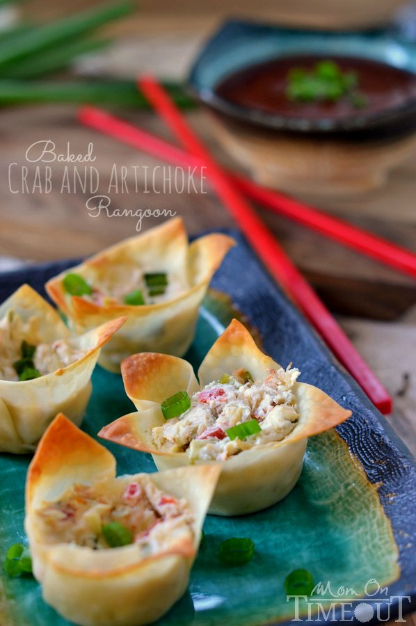 baked-crab-artichoke-cream-cheese-rangoon