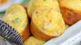 easy-ham-cheese-mini-corn-muffins-recipe