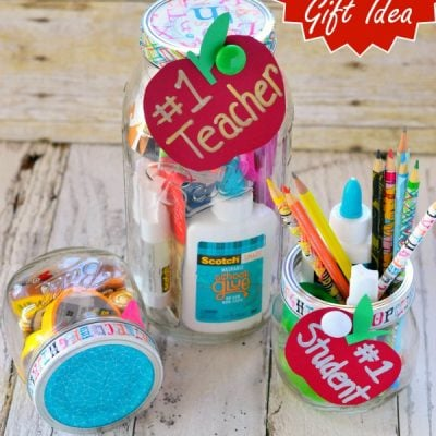 Teacher Survival Kit Gift Idea #MakeAmazing