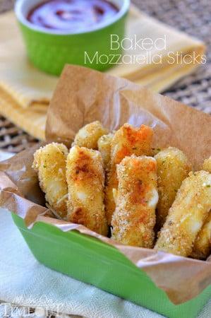 baked-mozzarella-sticks