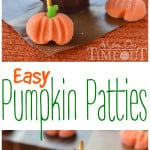 easy-no-bake-pumpkin-candy-collage